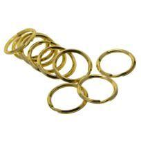 Clips S Fermoirs crochets anneaux de jonction