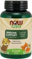 Immune Support Chewables for Dogs & Cats