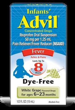 Infants' Advil® Drops