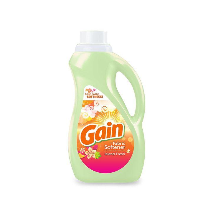 Gain Island Fresh Fabric Softener