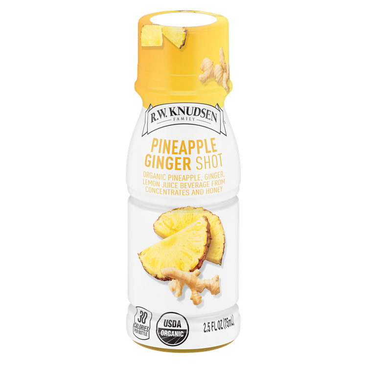 R.W. Knudsen Pineapple Ginger Juice Shot