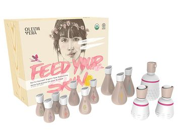 DIY Organic Face Moisturizing Kit