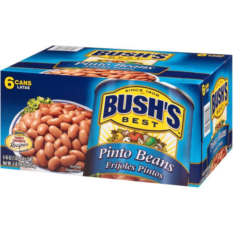 BUSH'S Pinto Beans