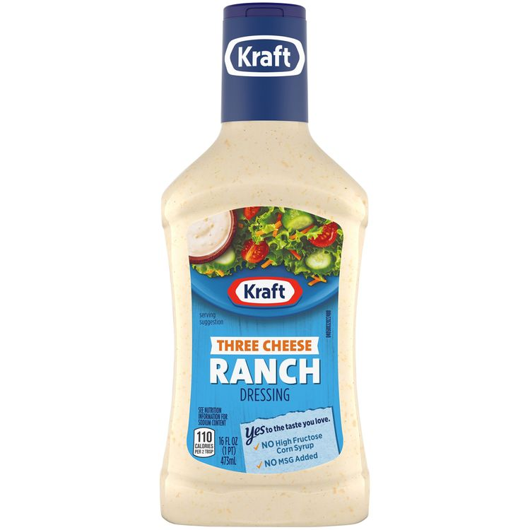 Kraft Classic Ranch Dressing,