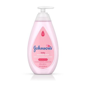 Johnson's Baby Baby Moisture Wash