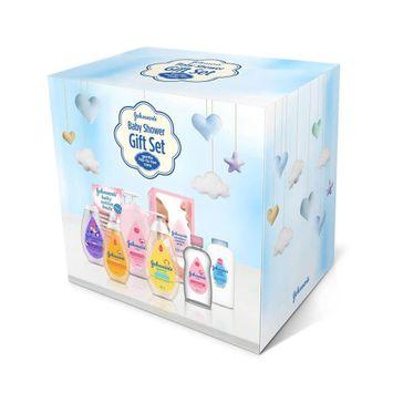Johnson's ® Baby Shower Gift Set