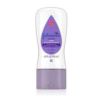 Johnson's Baby Lavender Oil Gel