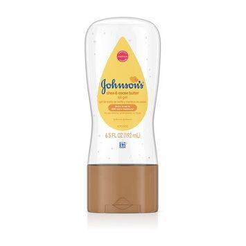 Johnson's Baby Shea & Cocoa Butter Oil Gel