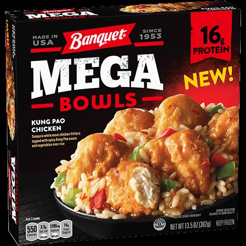 Banquet Kung Pao Chicken