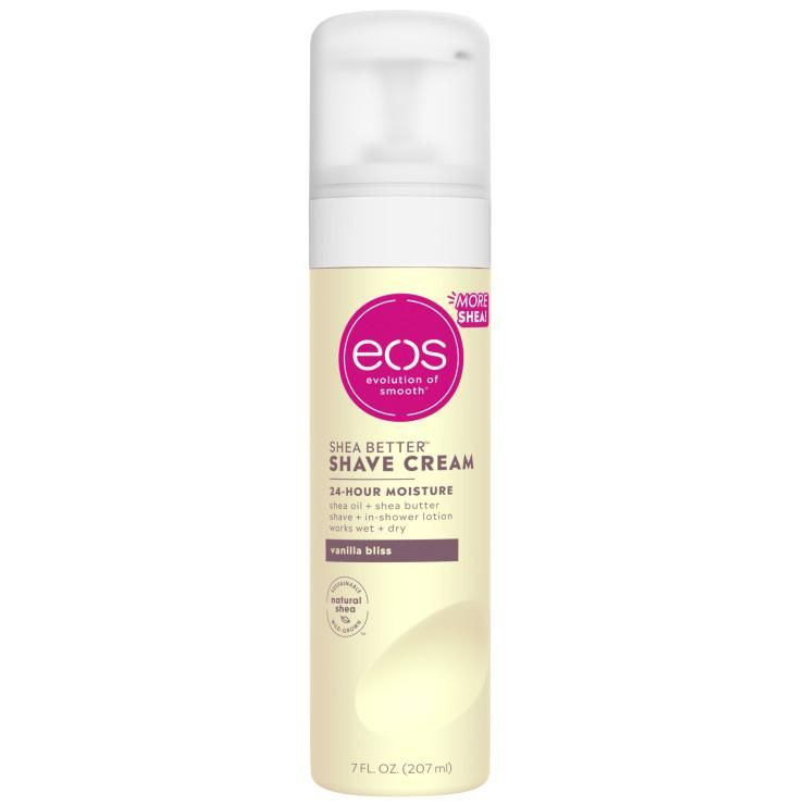 EOS Vanilla Bliss Shave Cream