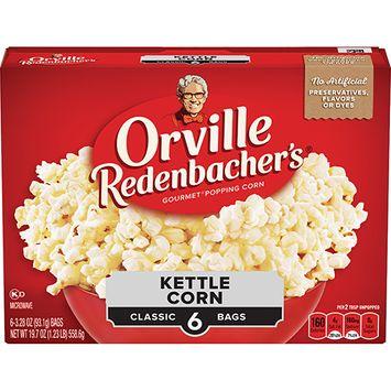 Orville Redenbacher'sKettle Corn