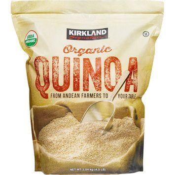 Kirkland Signature Organic Quinoa, 4.5 lb (2.04 kg)