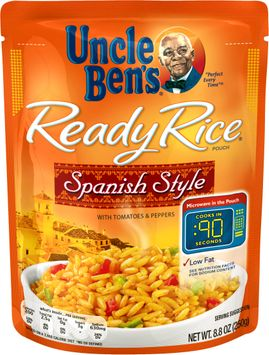 Uncle Ben's® Ready Rice, Spanish Style, 8.8 Oz. Pouch