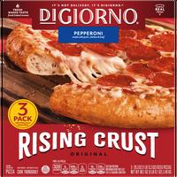 DiGiorno Original Rising Crust Pepperoni Frozen Pizza
