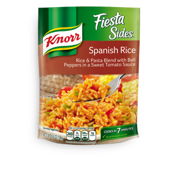 Knorr Fiesta Sides Dish Spanish Rice