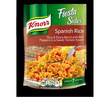 Knorr Fiesta Sides Dish Spanish Rice