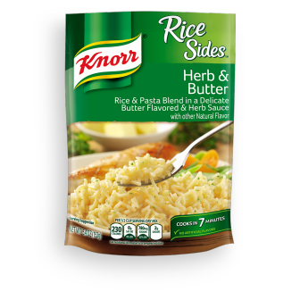 Knorr® Rice Side Dish Herb & Butter