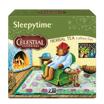 Celestial Seasonings Sleepytime Herbal Tea, 40 Count Box