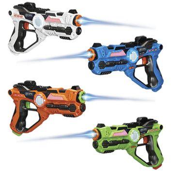 Laser Tag: 4-Blaster Set - LT459
