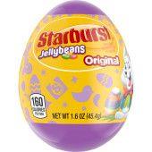 Starburst Original Jellybeans Candy-Filled Easter Egg, 1.6 Oz.