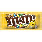 M&M'S Peanut Chocolate Candy
