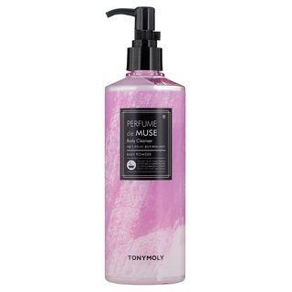 Tony Moly - Perfume De Muse Body Cleanser (Baby Powder) 400g 400g
