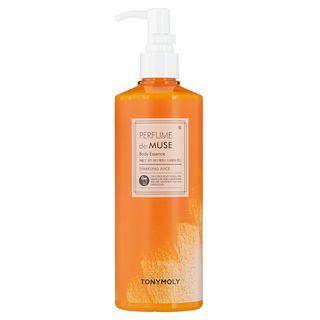 Tony Moly - Perfume De Muse Body Essence (Sparkling Juice) 400g 400g