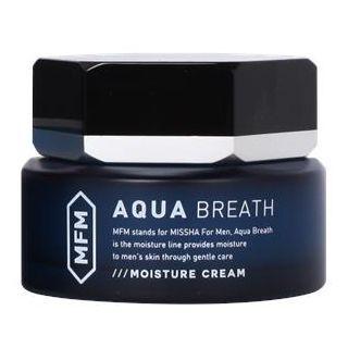 Missha - For Men Aqua Breath Moisture Cream 60ml 60ml