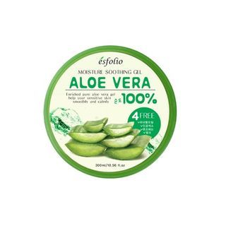 esfolio Moisture Soothing Gel Aloe Vera 100%