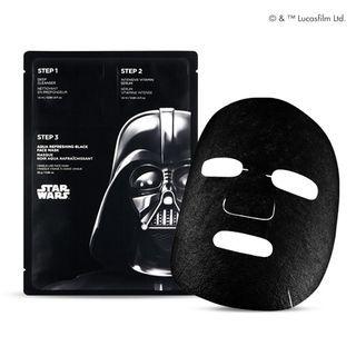 The Face Shop Aqua Refreshing Black Mask Disney Star War Edition