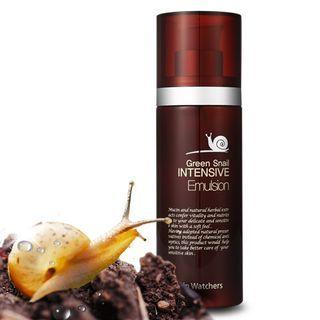 Skin Watchers - Green Snail Intensive Emulsion 125ml 125ml