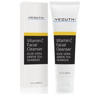 YEOUTH - Vitamin C Facial Cleanser, 89ml / 3 fl oz 89ml / 3 fl oz
