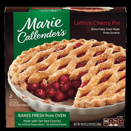 Marie Callender's Lattice Cherry Pie