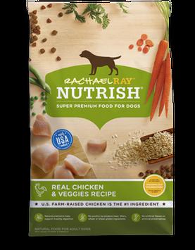 Rachael Ray Nutrish Real Chicken & Veggies Recipe
