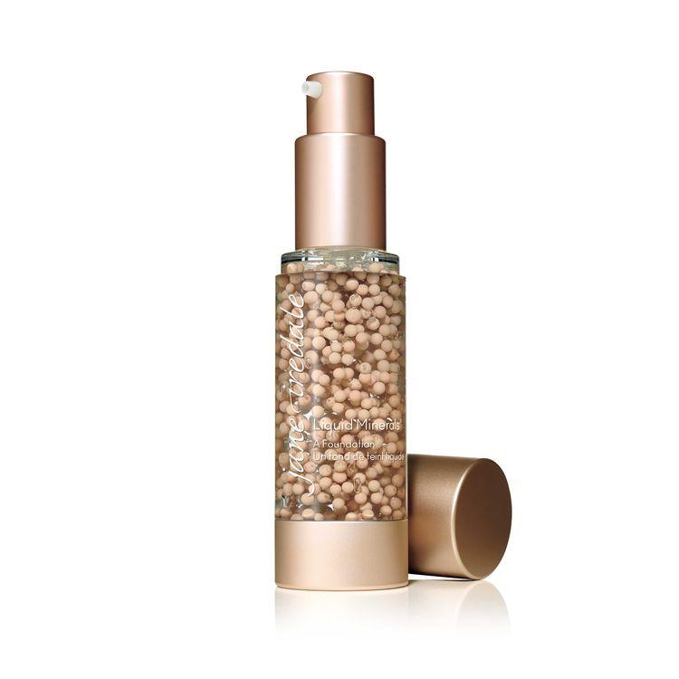 Jane Iredale Liquid Minerals® A Foundation
