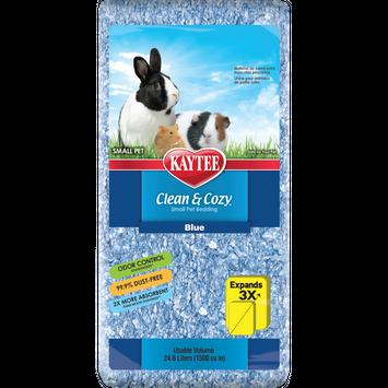 Kaytee Clean & Cozy -- Blue 24.6 Liters
