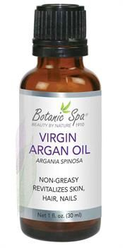 Botanic Choice Virgin Argan Oil
