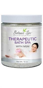 Botanic Choice Therapeutic Bath Spa with MSM