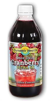Botanic Choice Dynamic Health Cranberry Concentrate Liquid