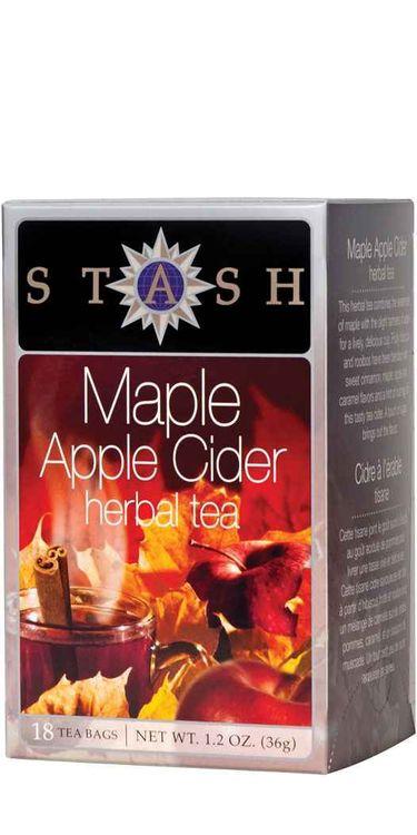Botanic Choice Stash Maple Apple Cider Herbal Tea