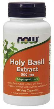 Botanic Choice Now Foods Holy Basil 500 mg Extract