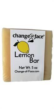 Botanic Choice Change Of Face® Lemon Soap