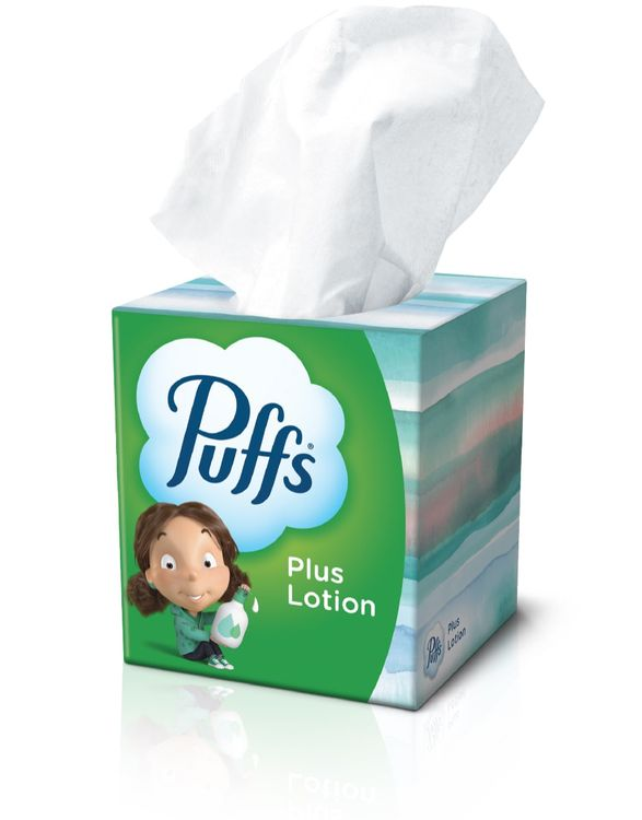 Puffs Plus Lotion