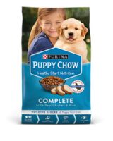Dog Chow Puppy Chow Complete Dry Dog Chow Puppy Food With Real Chicken & Rice