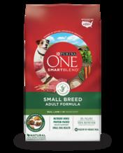 Purina ONE® SmartBlend® Small Breed Lamb & Rice Formula Adult Dog Food