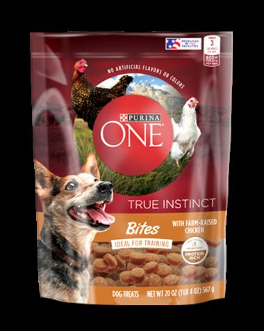 Purina ONE True Instinct Bites with Chicken