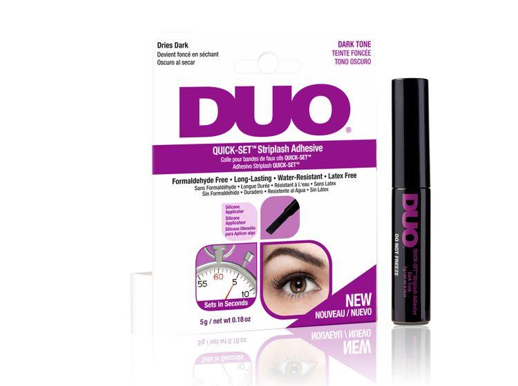DUO Quick-Set Strip Lash Adhesive, Dark