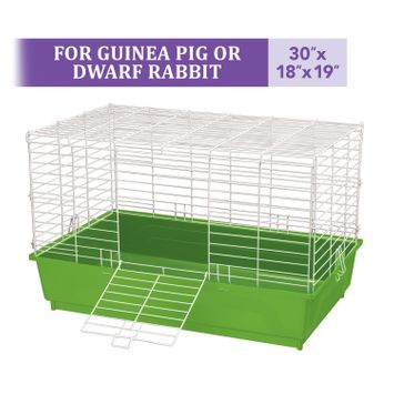 Kaytee My First Home 30 X 18 Guinea Pig Large
