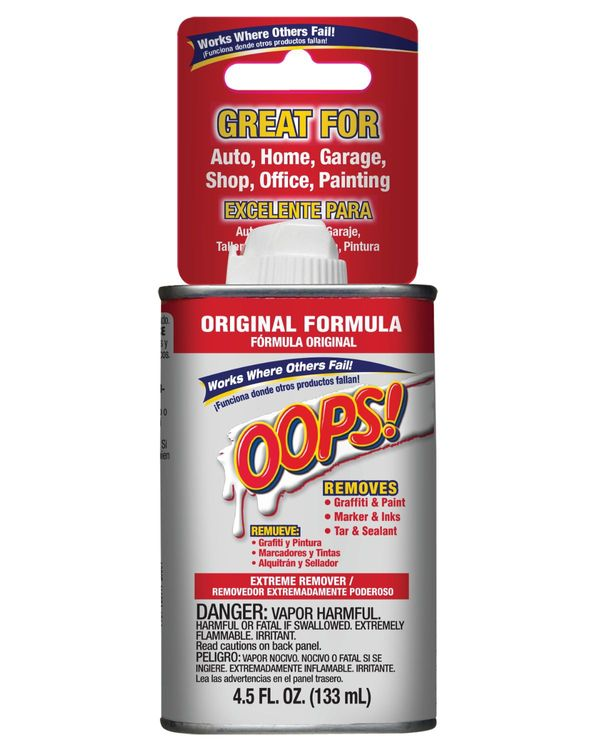 OOPS! Multi-Purpose Remover and Cleaner