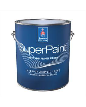 Sherwin Williams SuperPaint Interior Acrylic Latex